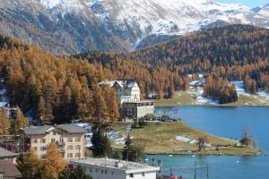 Suisse : Davos