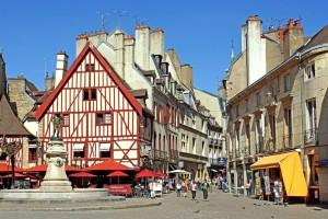 Bourgogne : Dijon