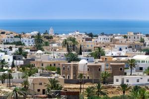 Djerba : Village de Guellala