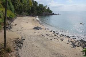 Domoni (île Anjouan) : Hotel Al Amal Beach