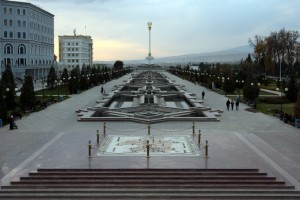 Tadjikistan : Douchanbé