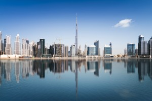 Dubaï : Skyline de Dubaï