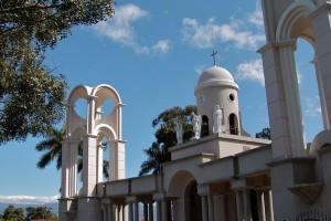 Escazu : Escazu Church
