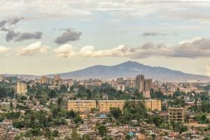 Éthiopie : Addis Ababa, la capitale de l'Éthiopie