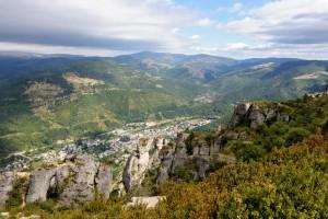 Florac (Parc National des Cévennes) :
