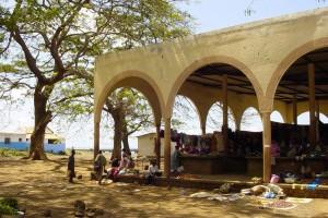 Fomboni (île Mohéli) : Fomboni, le marché