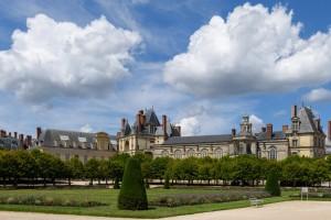 Île-de-France : Fontainebleau