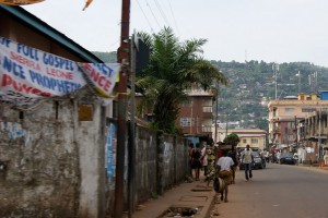 Freetown : Freetown, Sierra Leone