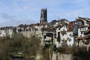 Fribourg : Fribourg, Suisse - Vieille Ville
