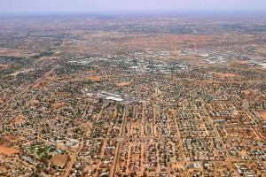 Botswana : Gaborone