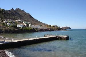 Guaymas : atracadero en Guaymas
