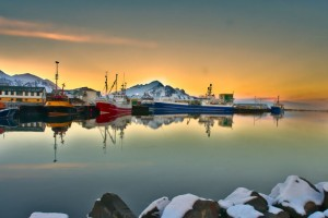 Islande : Hofn