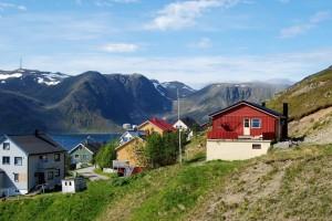 Laponie : Honningsvåg