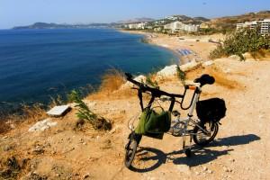 Rhodes : dahon on rhodes