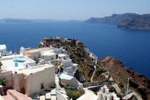 Santorin : Grèce : Santorin