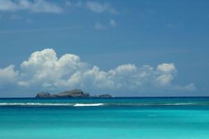 Saint-Barthélemy : L'île Frégate