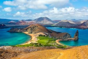Îles Galápagos : Île Bartolomé