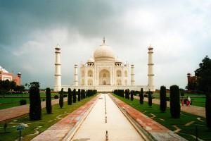 Inde : 009 Taj Mahal, Agra, India