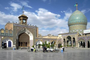 Iran : Holy Shrine of Abdulazim