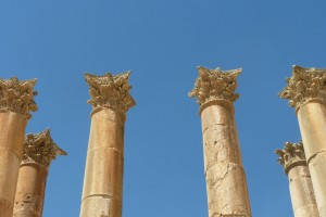 Jarash : Jerash, Jordan