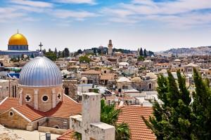 Jerusalem : Vieille ville de Jérusalem