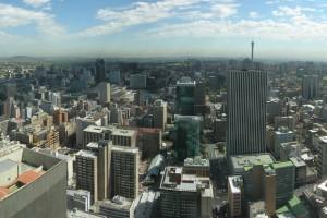 Johannesbourg : North Johannesburg Panorama