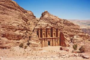 Jordanie : Le site archéologique de Petra