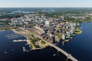 Finlande : Jyväskylä