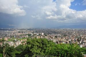 Népal : Katmandou