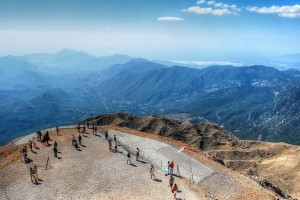 Kemer : Mount Tahtali - Kemer