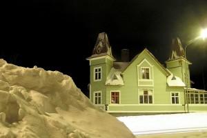 Kiruna :