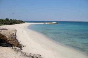 île de Kish :