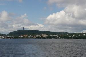 Finlande : Kuopio