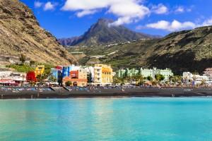 La Palma : Puerto de Tazacorte