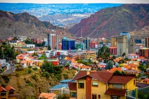 Bolivie : La Paz
