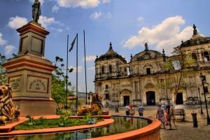 León : Nicaragua_Leon Catedral