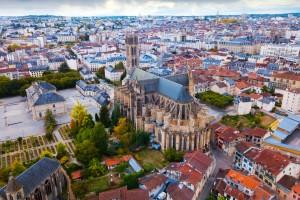 Limousin : Cathédrale de Limoges