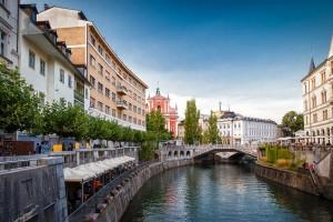 Slovénie : Ljubljana