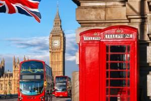 Londres : Big Ben et les bus rouges de Londres