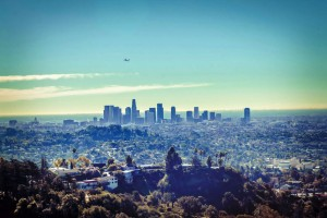 Los Angeles : Los Angeles Skyline