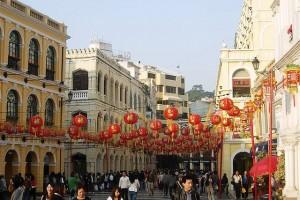 Chine : Macao