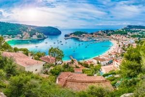 Majorque : Port de Soller à Majorque