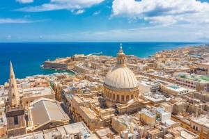 Malte : Basilique Notre-Dame-du-Mont-Carmel de La Valette
