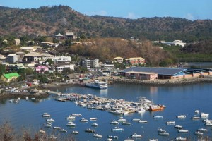 Mayotte : Mamoudzou