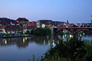 Slovénie : Maribor