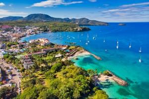 Martinique : Anse Mitan, Les Trois Ilets