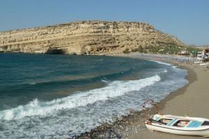 Crète : Matala