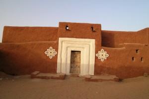 Mauritanie : maison Oualata