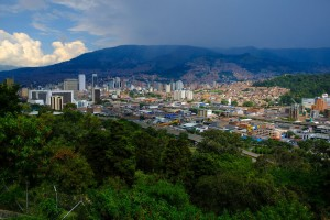 Colombie : Medellin