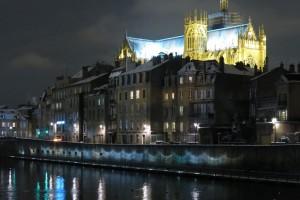 Lorraine : Metz (Moselle)